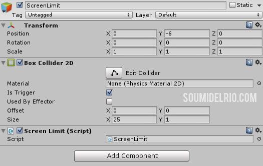 SimplePhysicsGame-Part1-ScreenLimitInspector